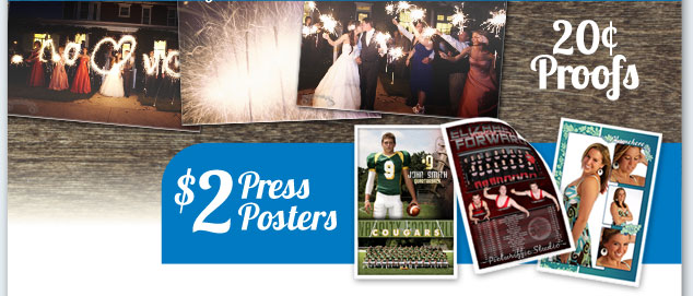20cent Proofs or $2 Press Printed posters