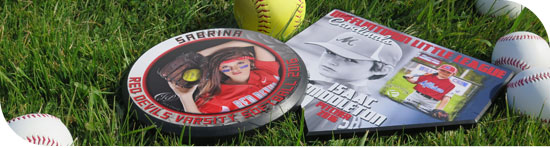 Spring Sports Plaques